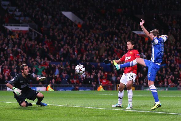 Los ingleses corrieron con fortuna desde el arranque del juego.