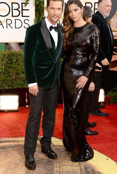 Matthew McConaughey y Camila Alves se pusieron de acuerdo y los dos deci...
