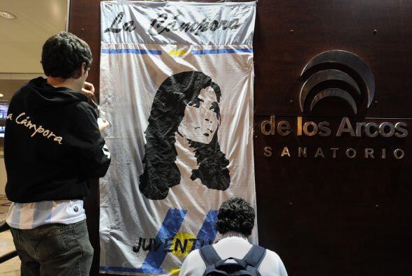 El apoyo para la esposa de Kirchner, y actual presidenta de Argentina, C...