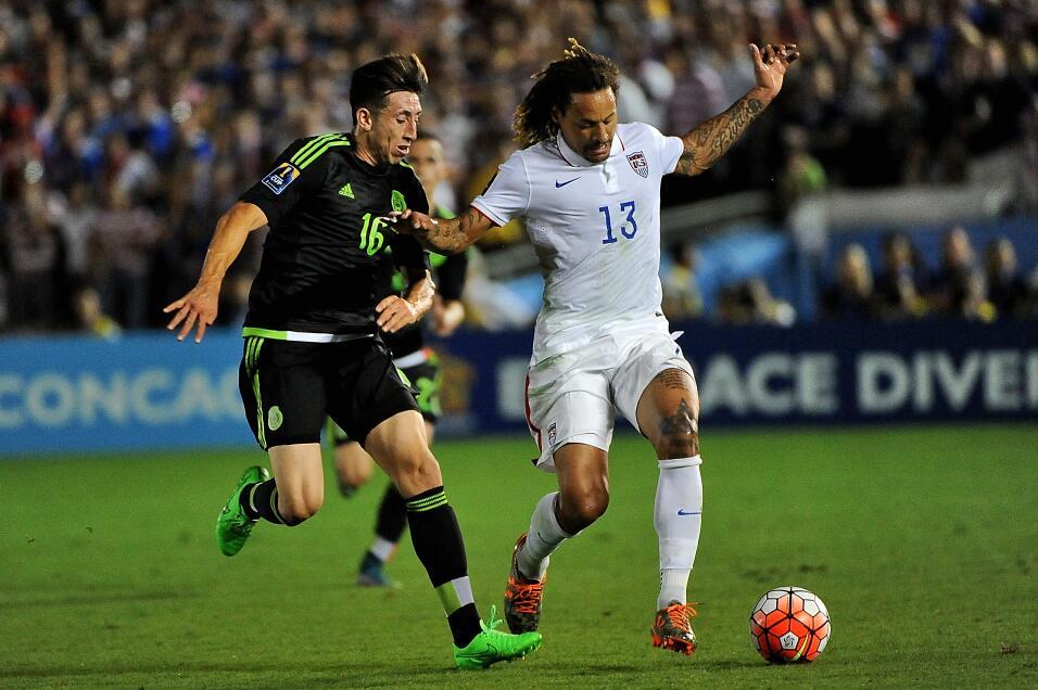 Historia de la maldición de Columbus: México vs Estados Unidos 2015 copa...
