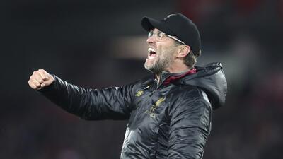 Jürgen Klopp dio a su favorito para ganar la Champions y no es su equipo