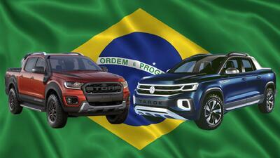Las pickups de Brasil