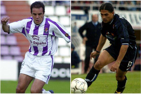 En la temporada 2001-2002 Cuauhtémoc Blanco y Francisco Palencia estaban...