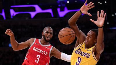 ¡A pagar! Los costos de la pelea entre jugadores de Lakers y Rockets