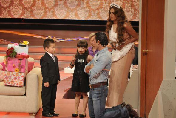 """La ambición de """"Telesa"""" pudo más que su amor por Mariano, prefiere los r..."""