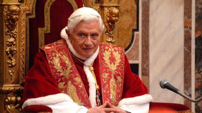 Benedicto XVI destituyó a 400 curas por pederastía entre el 2011 y el 2012
