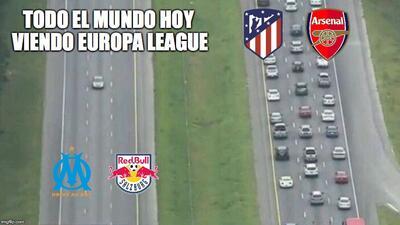 Los memes de la Europa League se burlan del último fracaso de Wenger en el Arsenal