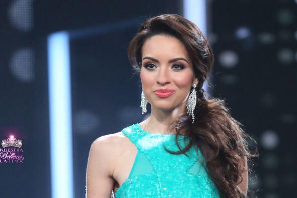 Fue una gala para la historia. Las chicas de Nuestra Belleza Latina deja...