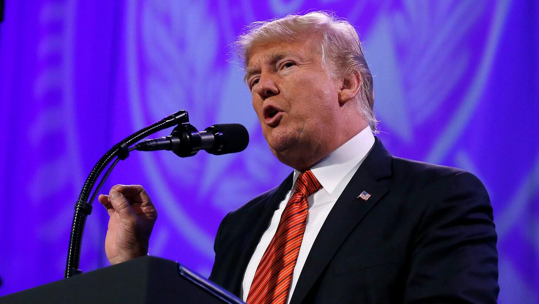 """""""Va a estar bien"""": Las palabras de Trump sobre el posible perdón al exsh..."""