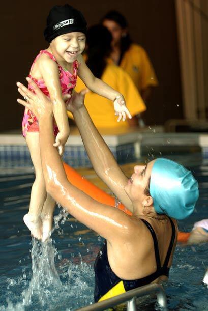 Las terapias acuáticas son personalizadas de acuerdo a los requerimiento...