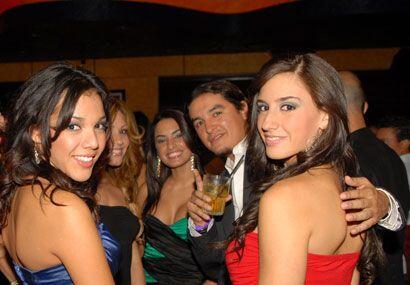 Una fotico para la historia del Miss República Deportiva.