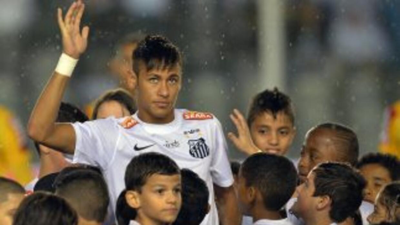 El crack brasileño ya se imagina jugando al lado de las figuras del Barc...