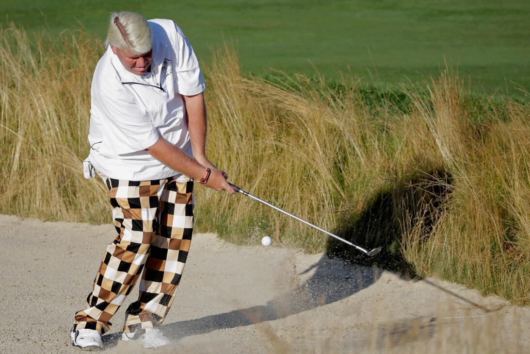 Los amigos de Donald Trump en el golf internacional gettyimages-45172357...