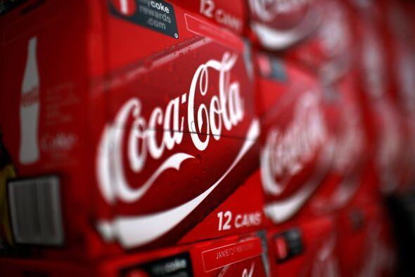 """THE COCA-COLA COMPANY """" La empresa de la popular bebida gaseosa se coloc..."""