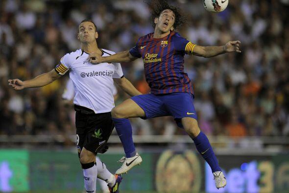 El Barcelona comenzaba a reconciliarse con su estilo de juego.