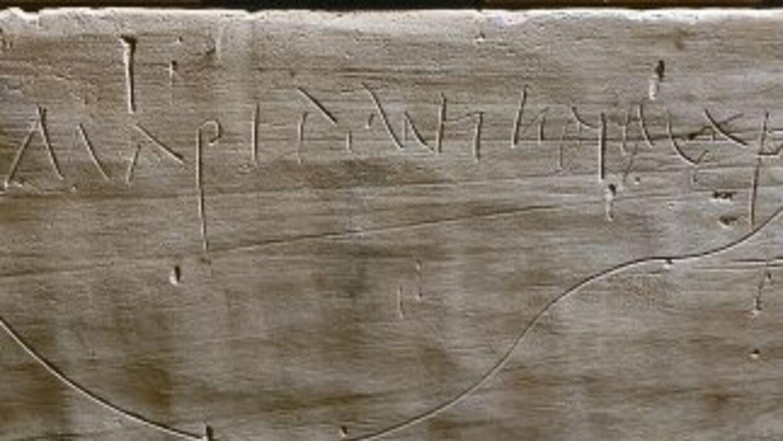 Este calendario precede cinco mil años al más primitivo sistema para med...