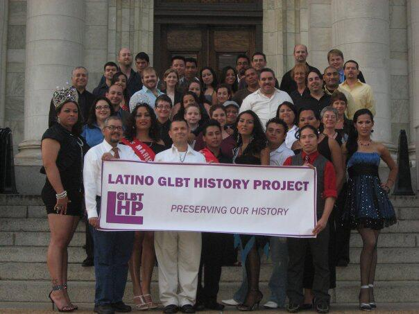 the Latino GLBT History project