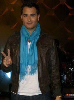 Jesús Navarro es el vocalista del grupo Reik.