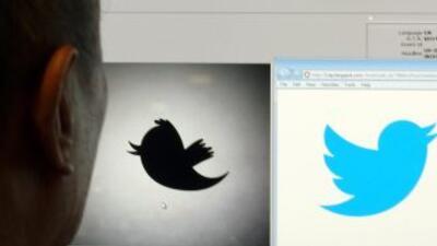 El tweet, acompañado por un enlace a su página web en la que se veía un...