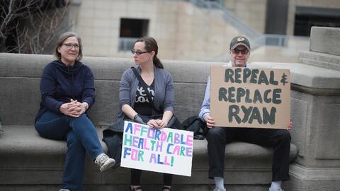 Esta es la tercera vez que los republicanos intentan derogar Obamacare,...