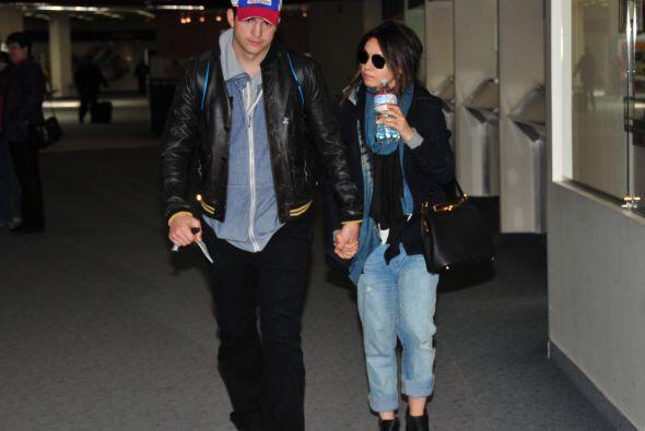 La pareja ha sido una constante en los medios de comunicación primero co...