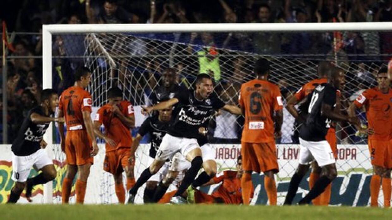 Honduras Progreso consiguió su primer título en la historia.