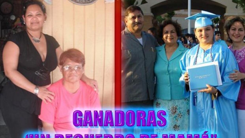 Ellas son las ganadoras de nuestra promoción 'Un Recuerdo de Mamá'