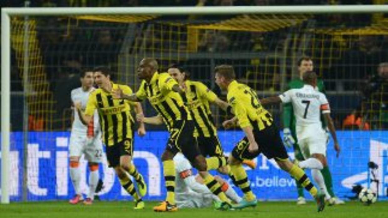 El Dortmund mostró todo su arsenal ante los ucranianos, dejando en claro...