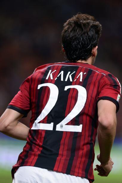Ricardo Izecson dos Santos Leite, mejor conocido como 'Kaka', es  uno de...
