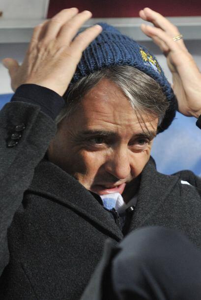 La derrota de 2-0 para el City no estaba presupuestada por el técnico Ro...