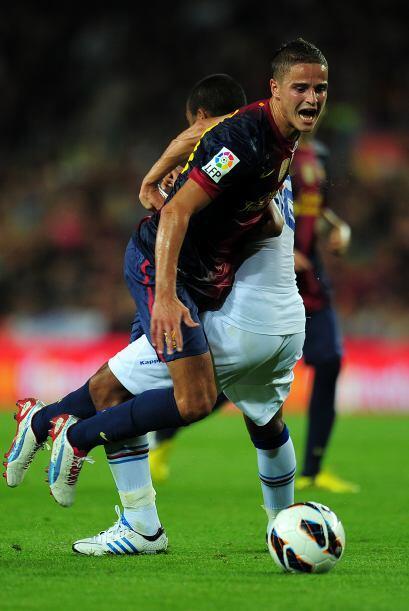 Ibrahim Afellay es uno de los jugadores que no tienen muchas opciones en...