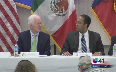 Realizan foro para discutir el intercambio comercial entre México y Texas