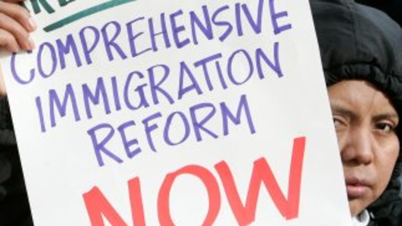 Reforma migratoria incierta.