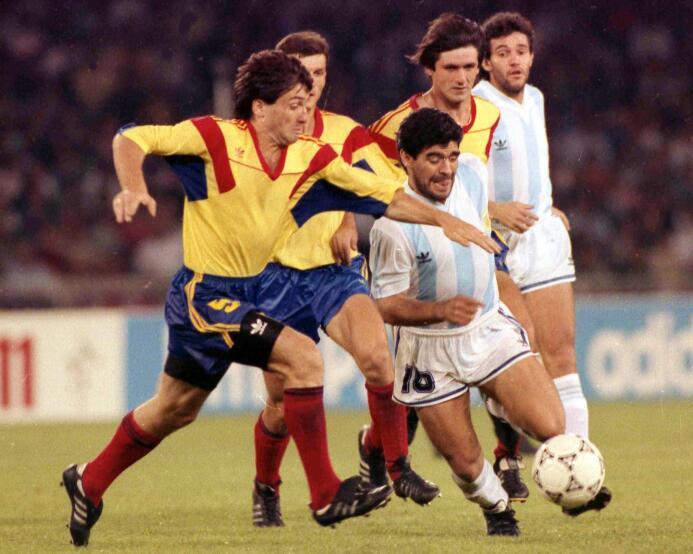 El rumano Michael Klein, internacional con su país, falleció con 33 años...
