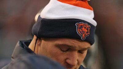 Tras 13 años con los Chicago Bears, Brian Urlacher no jugará más con el...