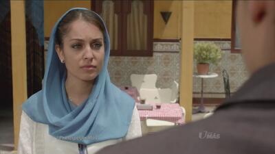 Fátima y Khaled se comprometen en matrimonio