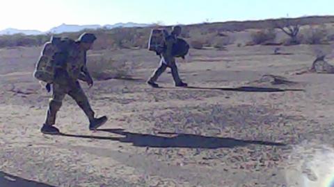 La frontera de Arizona se ha convertido en los últimos año...