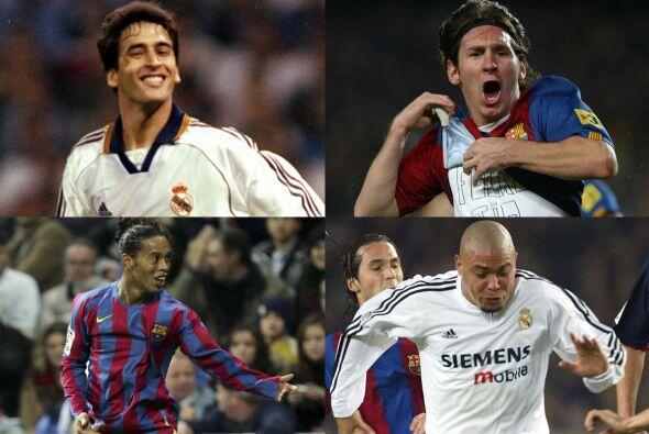 El clásico español, Barcelona vs. Real Madrid, es sin duda el encuentro...