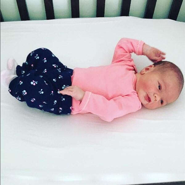 Alana bebe Satcha Pretto