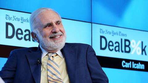 Carl Icahn, asesor de regulaciones de Trump