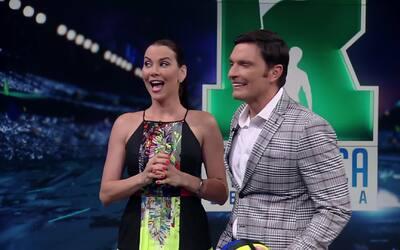 Tiro al blanco: Gabriela Vergara mostró su puntería y sumó 2.300 dólares...