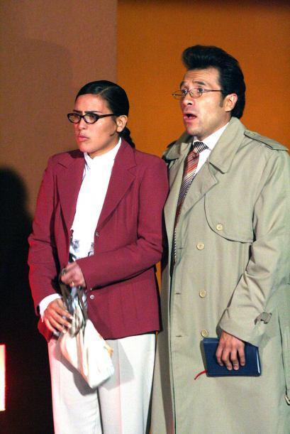 Tomás Mora es el fiel amigo de Lety, interpretado por Luis Manuel Ávila.