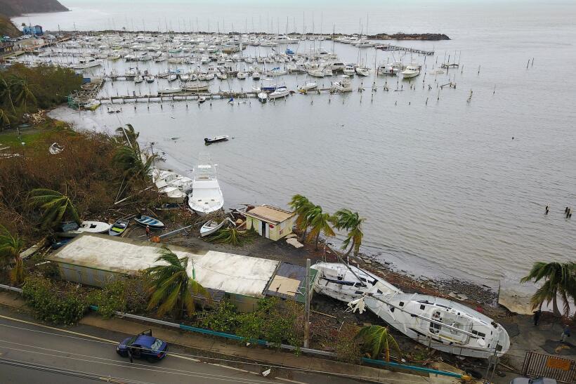 María Puerto Rico Aéreas