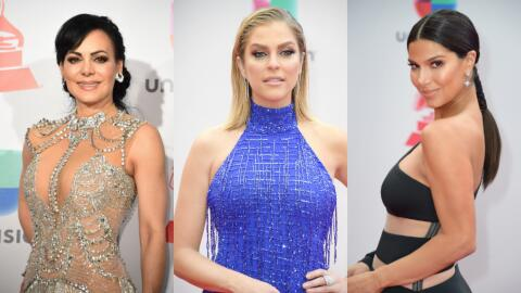 Maribel Guardia, Roselyn Sánches, Daniela Di Giacomo
