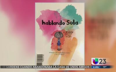 """Daniela Rivera Zacarías habla sobre """"Hablando sola"""""""