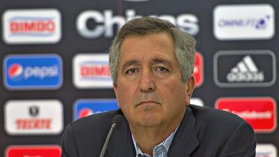 El dueño de Chivas dijo que respetan la decisión de Pulido...