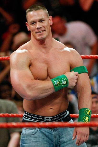 ¡La estrella de la WWE, John Cena, celebra sus 34 años!