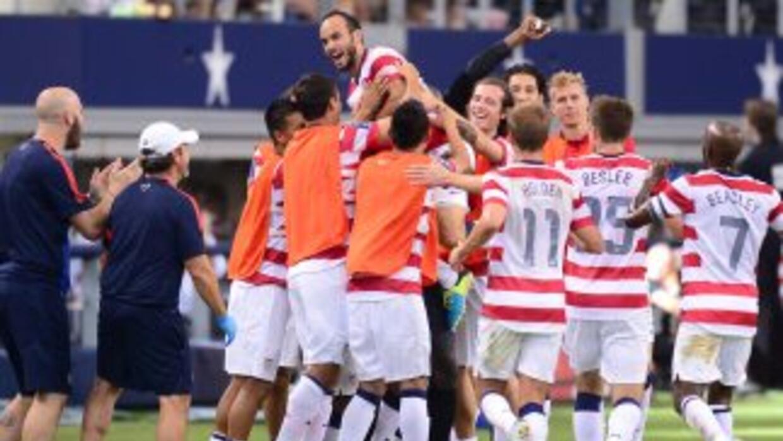 Estados Unidos se impuso a Honduras con un gran Donovan.