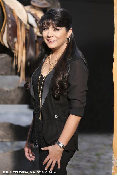 """Victoria Ruffo es """"Cristina"""", es una mujer entregada a su familia y enam..."""