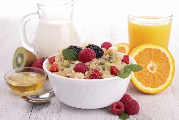 •Productos para el desayuno. La vitamina D se encuentra en muchos cerea...